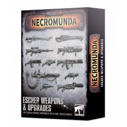 Armi e dotazioni della Escher