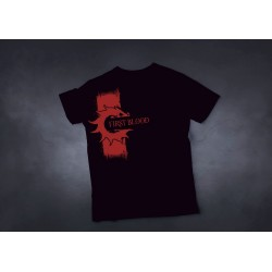 First Blood Logo T-Shirt