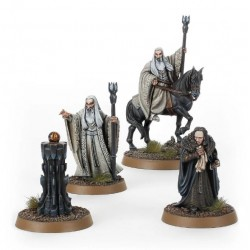 Saruman™ the White & Gríma