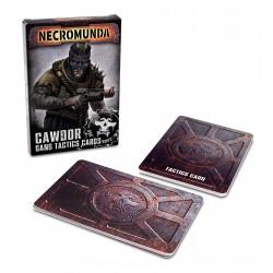 Cawdor Gang Tactics Cards...