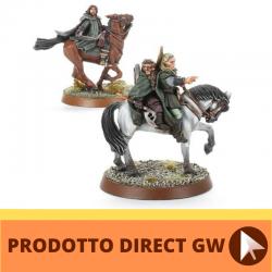 I Tre Cacciatori a cavallo
