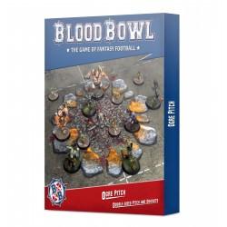 Blood Bowl Ogre Pitch:...