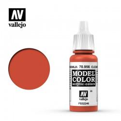Model Color: Clear Orange