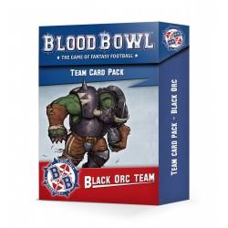 Blood Bowl: Black Orc Card...