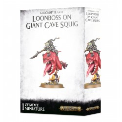 Loonboss su Giant Cave Squig