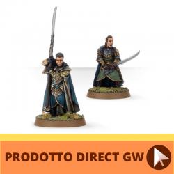 Elrond e Gil-Galad