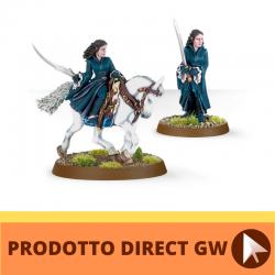 Arwen™ a piedi e in arcione