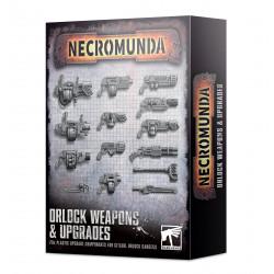 Armi e dotazioni degli Orlock