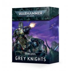 Carte Dati: Grey Knights