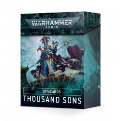 Carte Dati: Thousand Sons