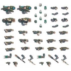 Armi e migliorie dei Van Saar